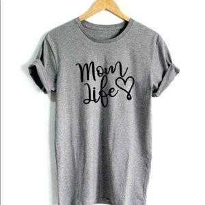 mom life comfortable everyday t shirt